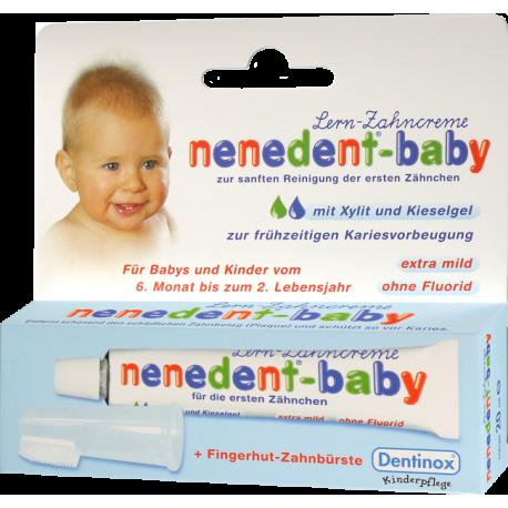 DENTINOX NENEDENT BABY ZAŠ. PASTA