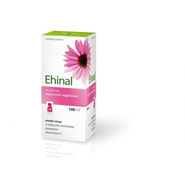 EHINAL SIRUP 100 ML