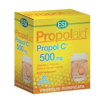 PROPOLAID PROPOL C PASTILE A 40 KOM