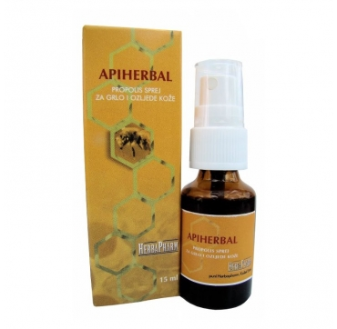 APIHERBAL PROPOLIS SPRAY