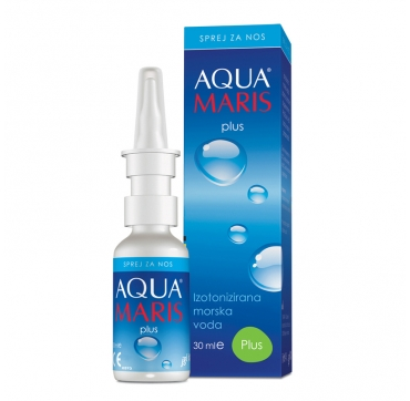 AQUA MARIS PLUS SPRAY  ZA NOS 30 ML