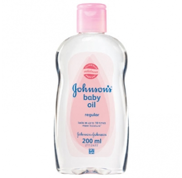 JOHNSON DJEČJE ULJE 200 ML