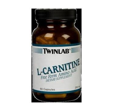 TWIN L-CARNITIN CAPS 60X250 MG