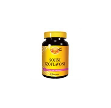 NATURAL WEALTH SOJINI IZOFLAVONI 750 MG