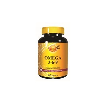 NATURAL WEALTH OMEGA 3-6-9