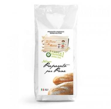 bezglutenska mješavina za kruh 500 grama