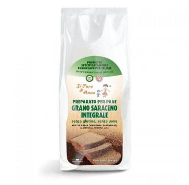bezglutenska mješavina za kruh od integralne heljde 500 grama
