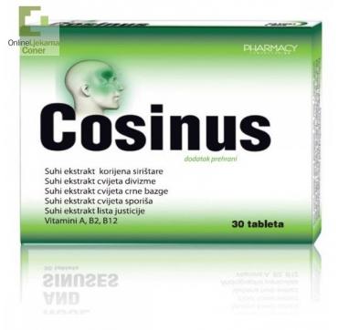 COSINUS TBL 30 KOMADA