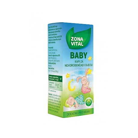 ZONA VITAL BABY KAPI 5 ml