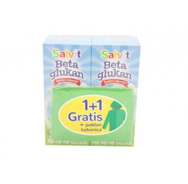 SALVIT BETA GLUKAN 1+1 GRATIS
