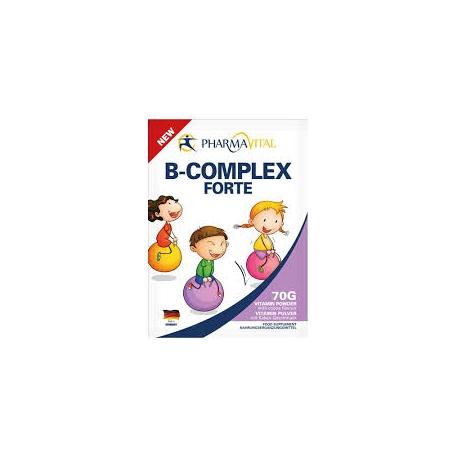 PHARMAVITAL B-COMPLEX FORTE 70 G PRAH