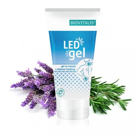 BIOVITALIS LED GEL 150 ML