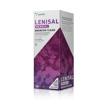 YASENKA LENISAL BRONCHO CLEAN SIRUP 150 ML