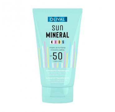 OLIVAL SUN MINERAL KIDS SPF 50 150 ML