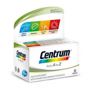 CENTRUM A-Z 30 TABLETA