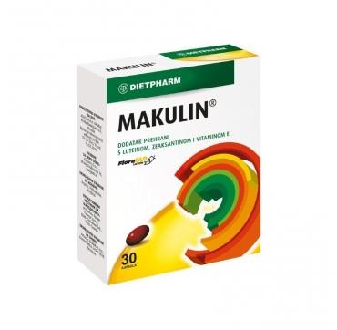 MAKULIN TABLETE 30 KOM DIETPHARM