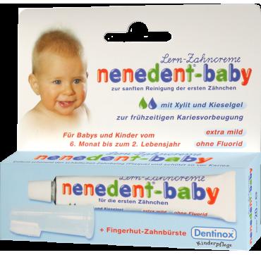 DENTINOX NENEDENT BABY ZAŠTITNA PASTA