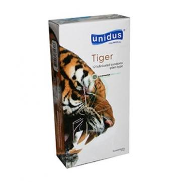PREZERVATIVI UNIDUS TIGER