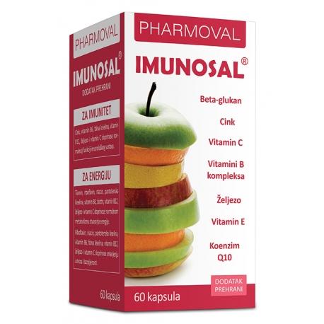 IMUNOSAL CAPS A 60
