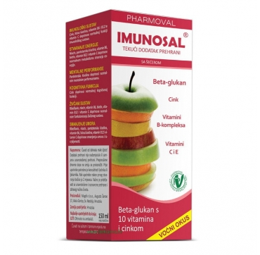 IMUNOSAL JUNIOR SIRUP 150 ML