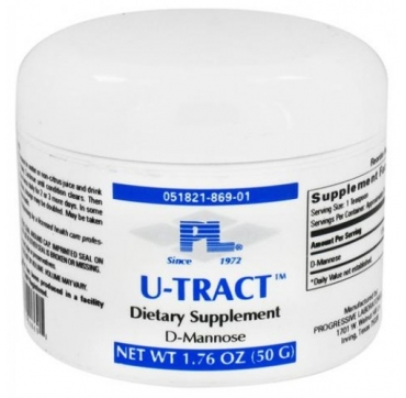 U-TRACT D-MANNOSE 50 GR