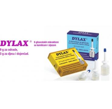 DYLAX MIKROKLIZMA 6X9 G