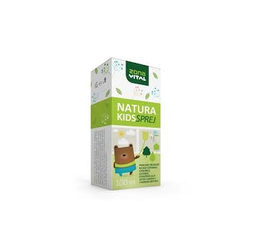 NATURA VITAL KIDS SPRAY 100 ML