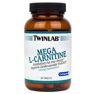 TWIN MEGA L-KARNITINE A 60 CPS