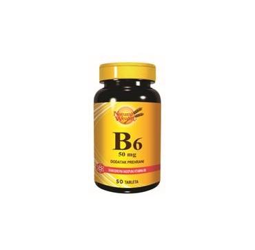NATURAL WEALTH VITAMIN B6