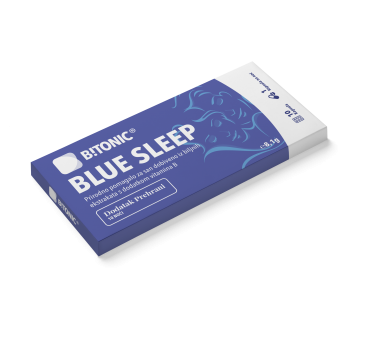 BTONIC BLUE SLEEP 10 KAPSULA