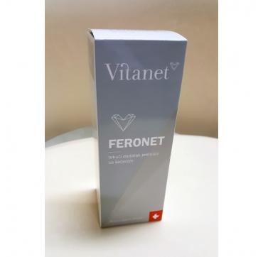 VITANET FERRONET SIRUP 150 ML