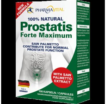 PHARMAVITAL PROSTATIS FORTE MAX 100 KAPSULA