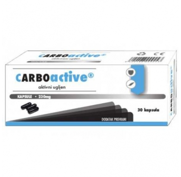 CARBOACTIVE KAPSULE 30X230 GR