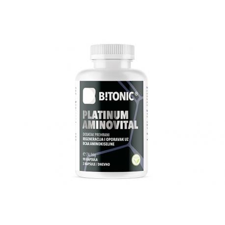 B!TONIC PLATINUM AMINOVITAL 90 CAPS