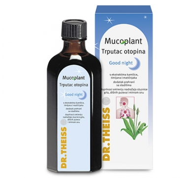 DR.THEISS MUCOPLANT TRPUTAC OTOPINA GOOD NIGHT 100 ml
