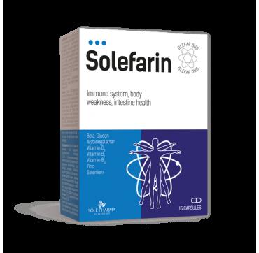 SOLEFARIN A 30 CPS