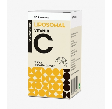 LIPOSOMAL VITAMIN C NATURE 365 30 KOM