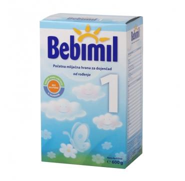 BEBIMIL 1 A 600 GR