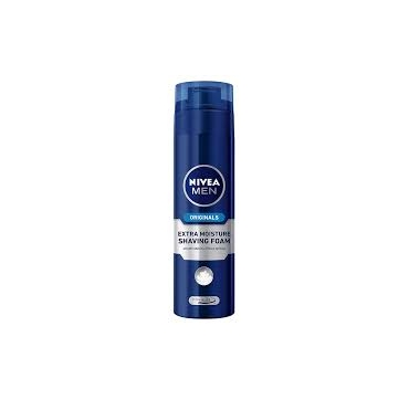 NIVEA FOR MEN PJENA ZA BRIJANJE 200 ML