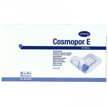 COSMOPORE FLASTER 10 X 8 cm